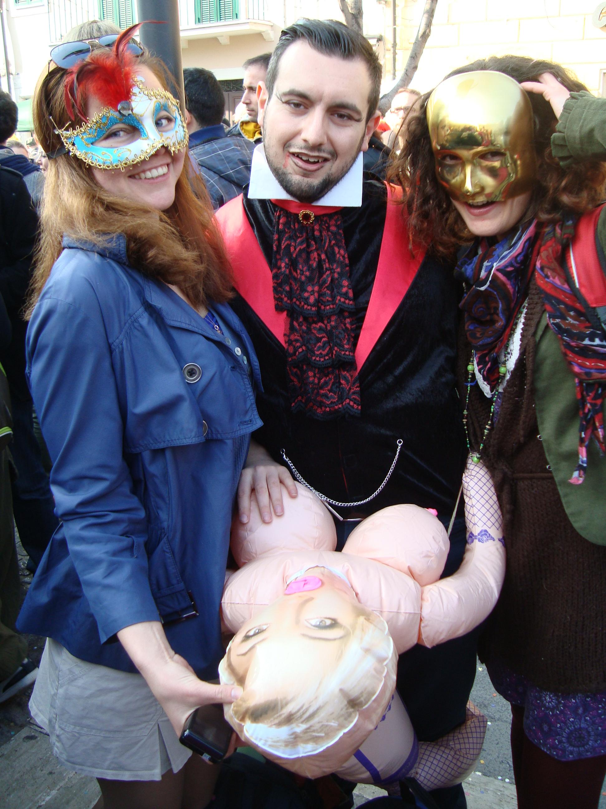 carnival Rome