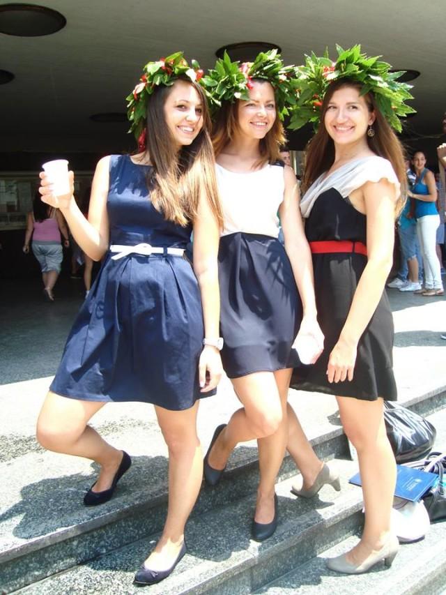 graduation Italy Sapienza
