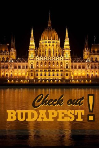 check out budapest