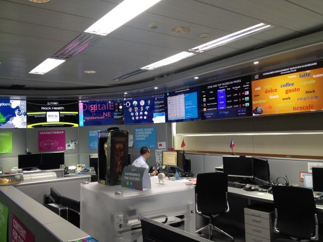 Nestle HQ office