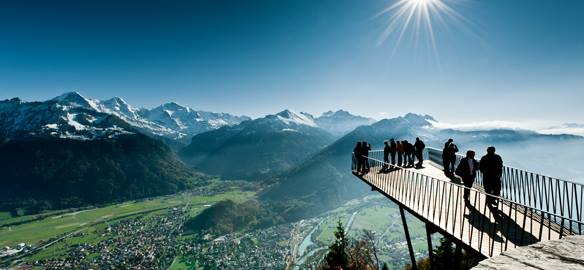 interlaken view