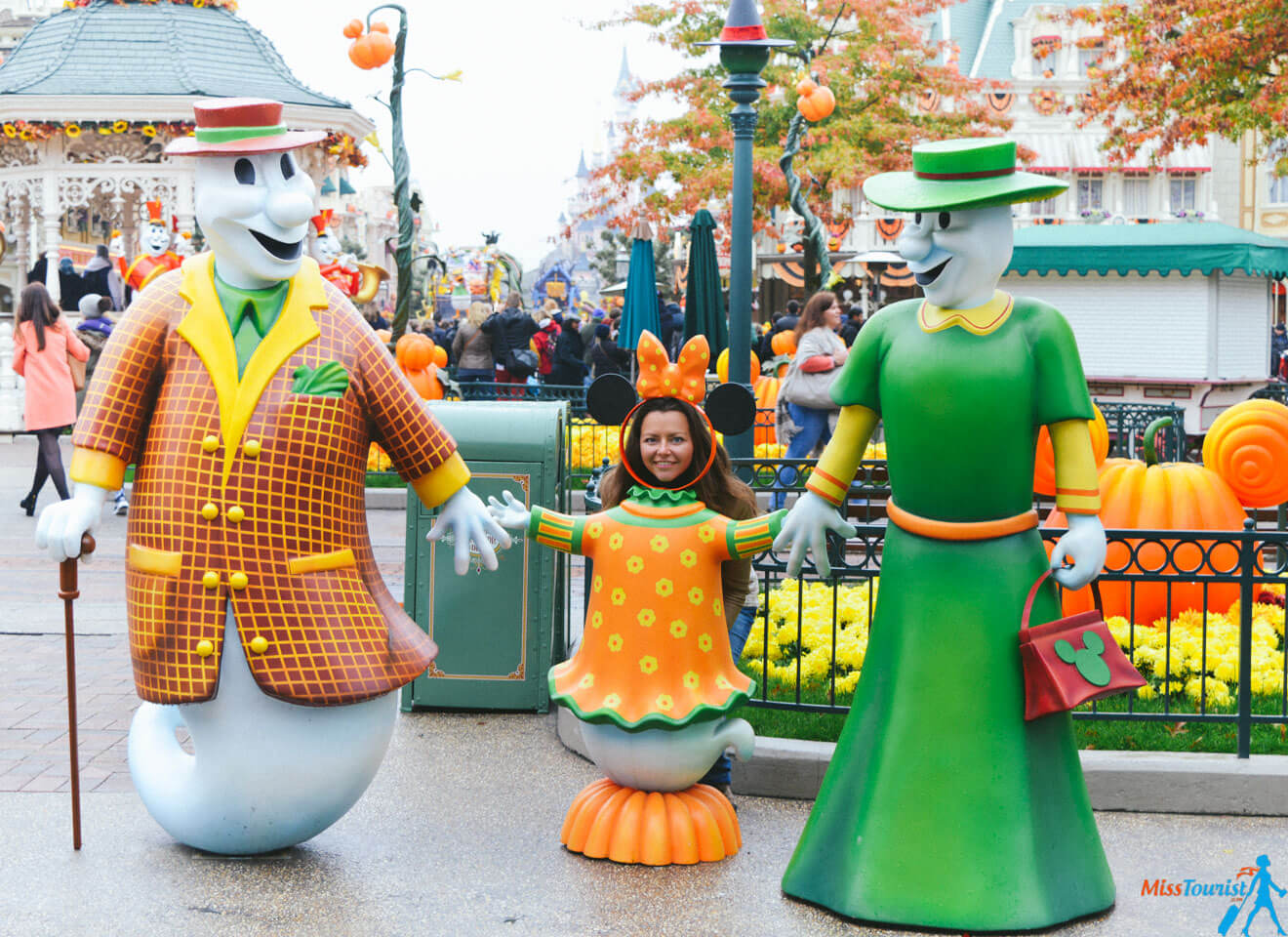 Disneyland Paris save on tickets