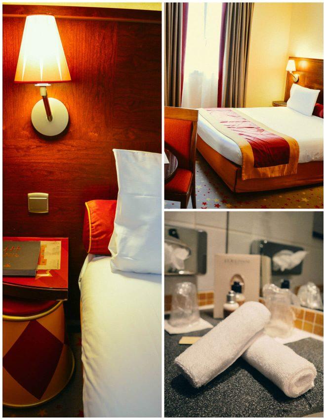 Dream Castle hotel Paris