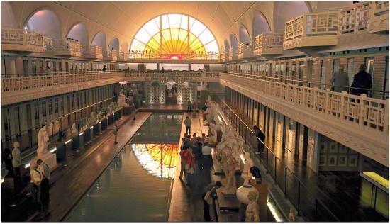 La piscine Lille