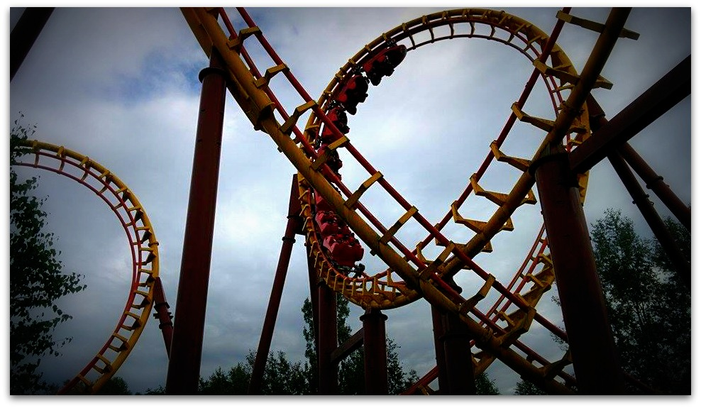 Roller coasters asterix