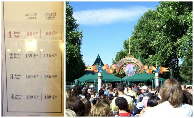 Cheap Tickets To Disneyland In Paris How To Save At Least 20 Per