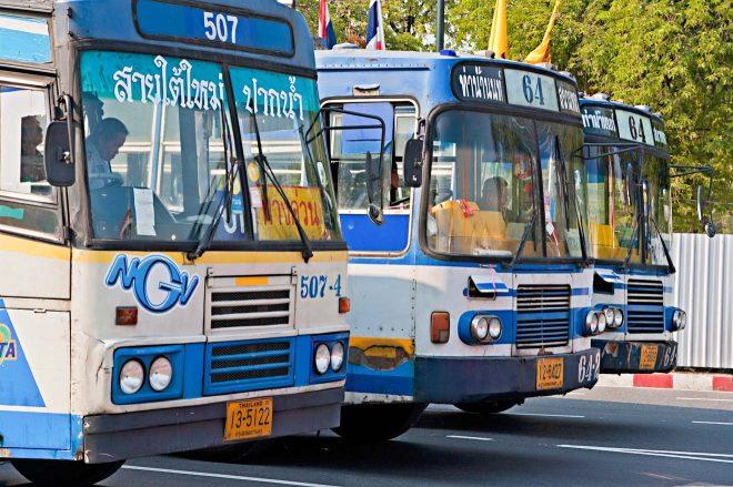 3 Days in Bangkok – Your Perfect Itinerary bangkok bus