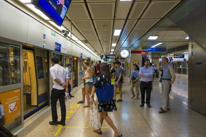 3 Days in Bangkok – Your Perfect Itinerary bangkok metro mrt