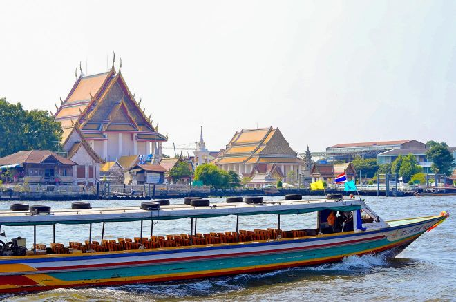 3 Days in Bangkok – Your Perfect Itinerary boat transportation