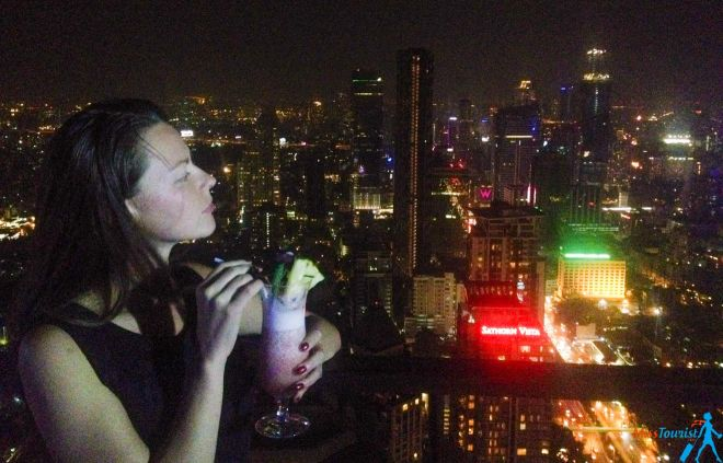 3 Days in Bangkok – Your Perfect Itinerary cocktail rooftop bar