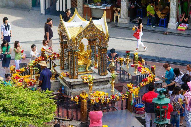 3 Days in Bangkok – Your Perfect Itinerary erawan shrine