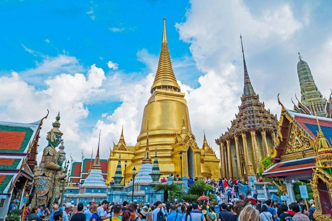 3 Days in Bangkok – Your Perfect Itinerary grand palace 2
