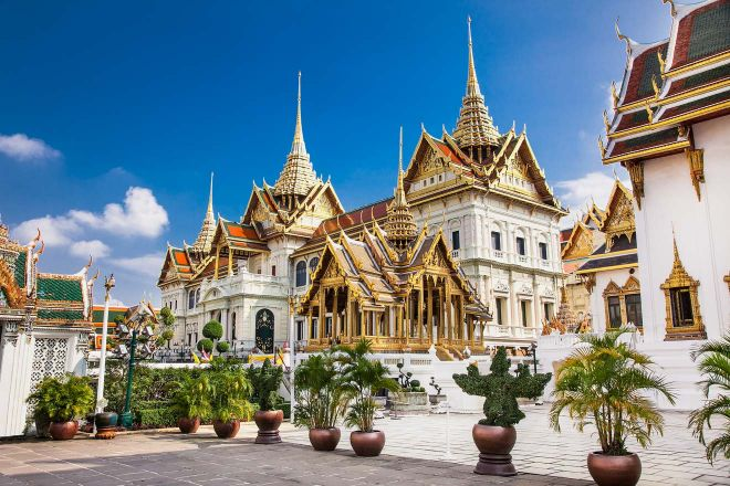 3 Days in Bangkok – Your Perfect Itinerary grand palace