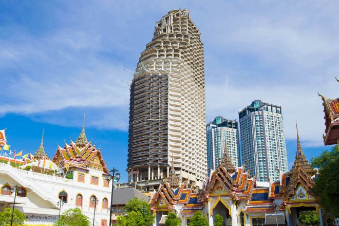 3 Days in Bangkok – Your Perfect Itinerary sathorn unique tower