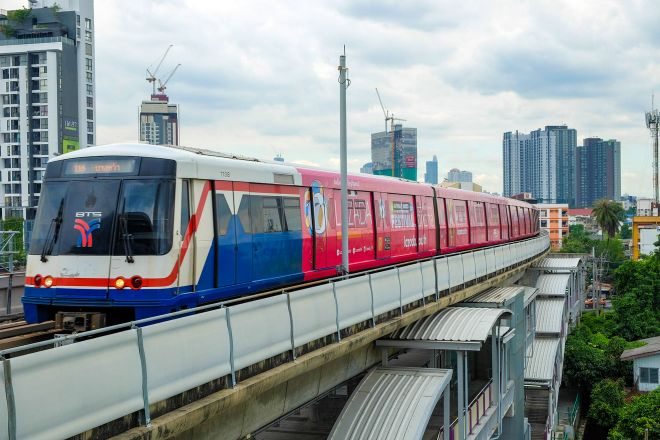 3 Days in Bangkok – Your Perfect Itinerary skytrain