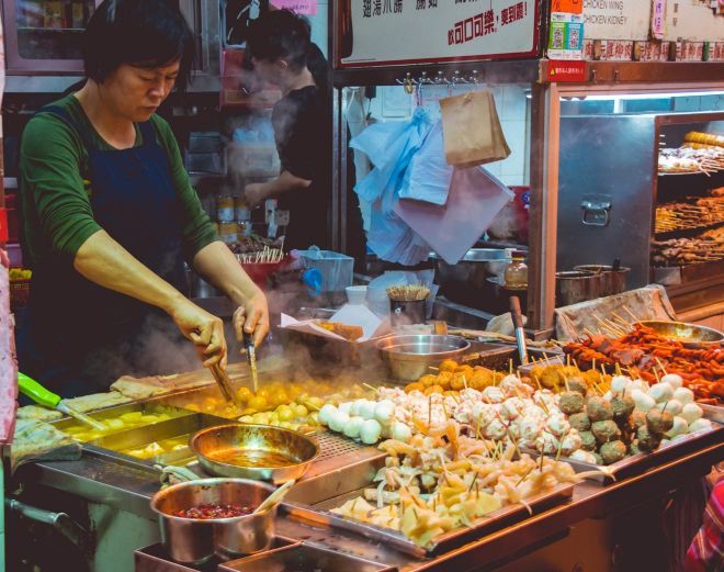 3 Days in Bangkok – Your Perfect Itinerary thai food