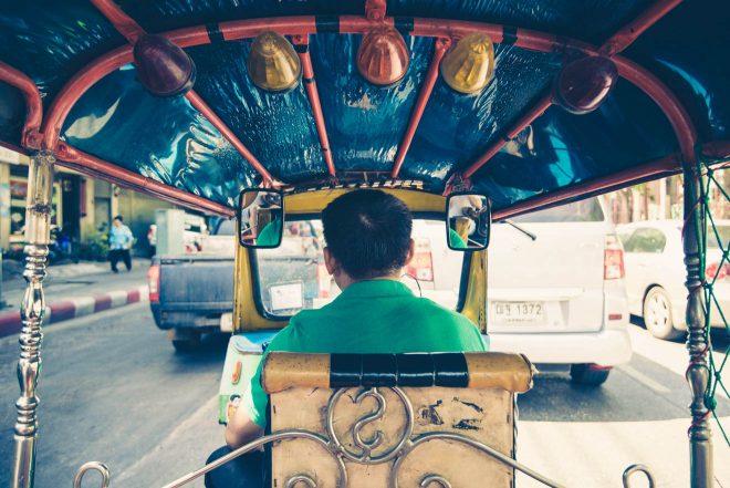 3 Days in Bangkok – Your Perfect Itinerary tuk tuk