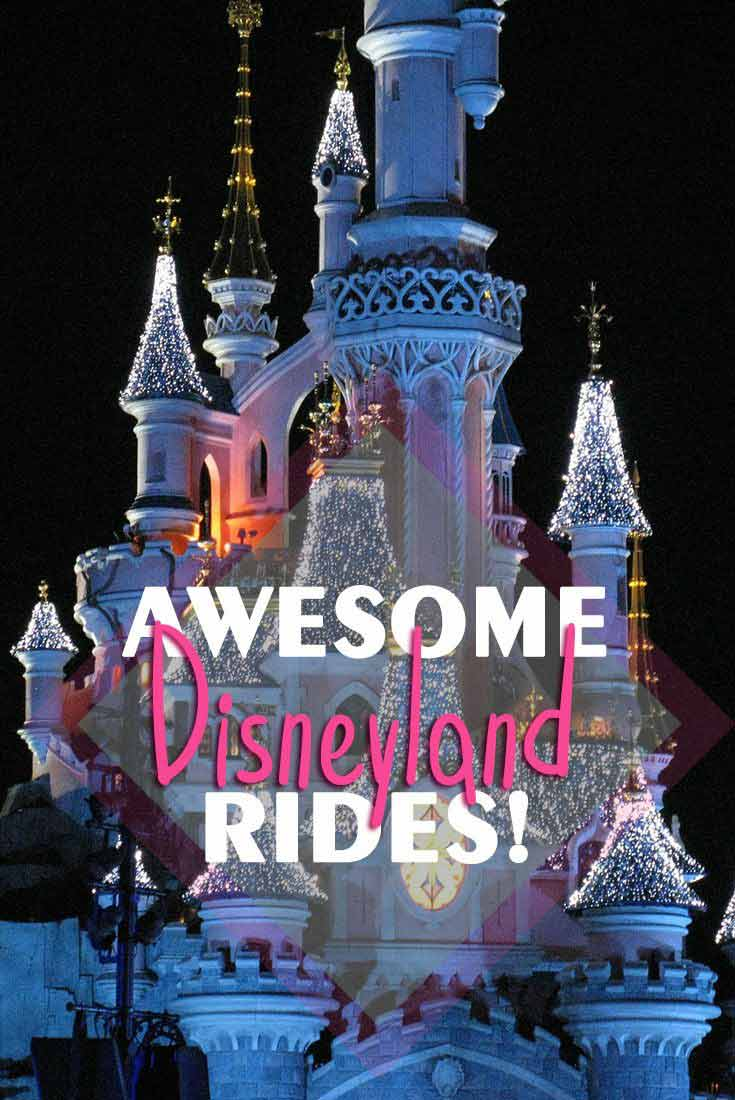 Awesome Disneyland rides Paris France misstouristcom