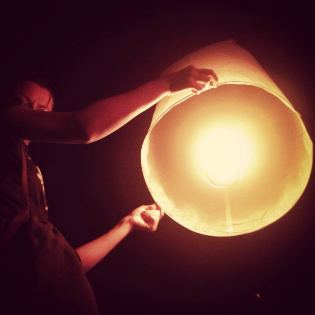 lanterns chiang mai