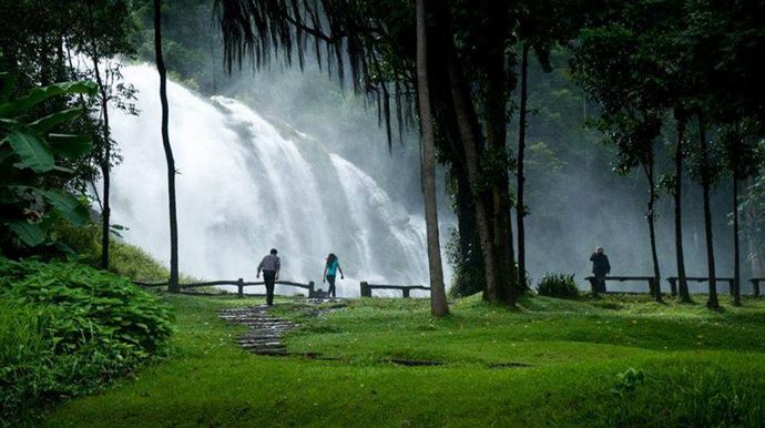 Chiang mai waterfalls