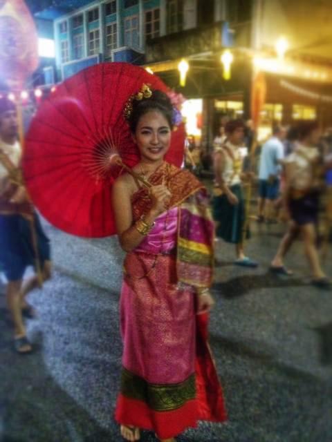 woman chiang mai