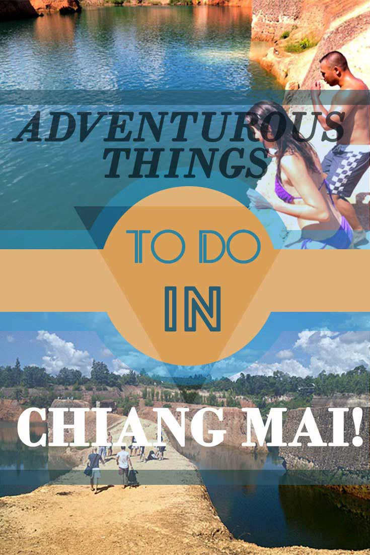 Adventurous things to do in Chiang Mai Thailand Misstouristcom