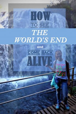 How to see the World's End and come back alive Sri Lanka Misstouristcom