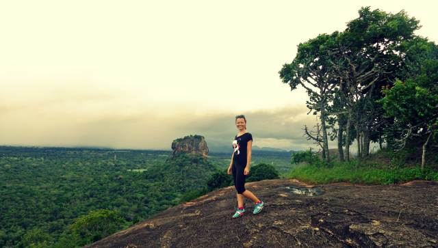 Pidurangala view