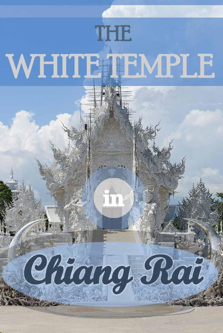 White teple Chiang Rai Thailand misstouristcom