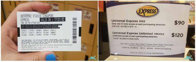 universal studios singapore fast pass