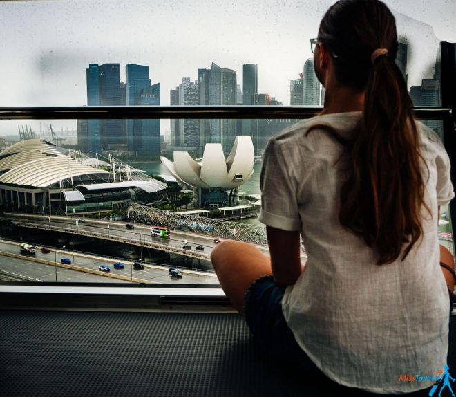 11 view singapore flyer attractions