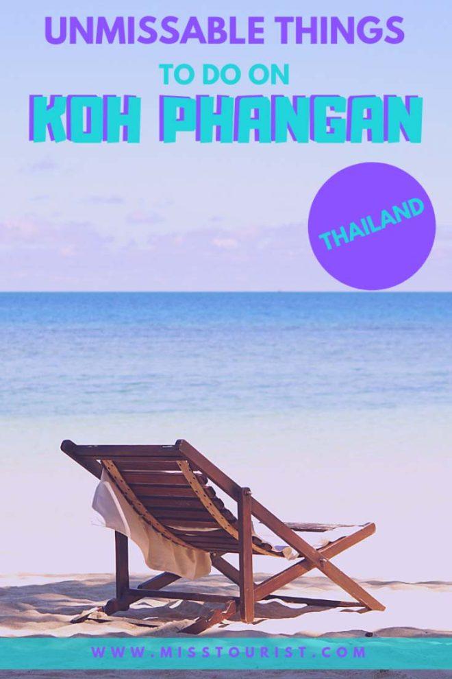 things to do in koh phangan thailand
