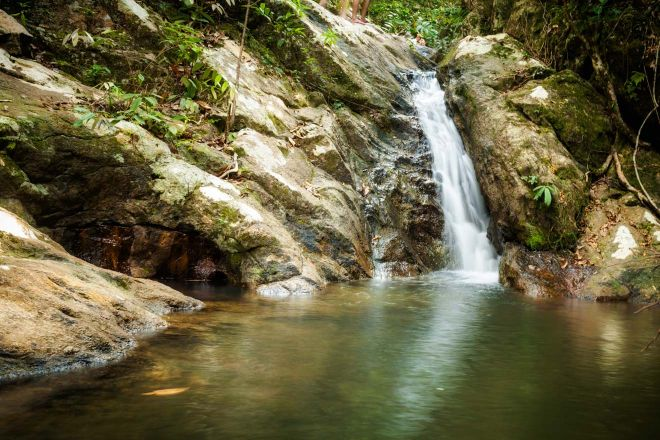 9 Things To Do On Koh Phangan Koh Phangan waterfall