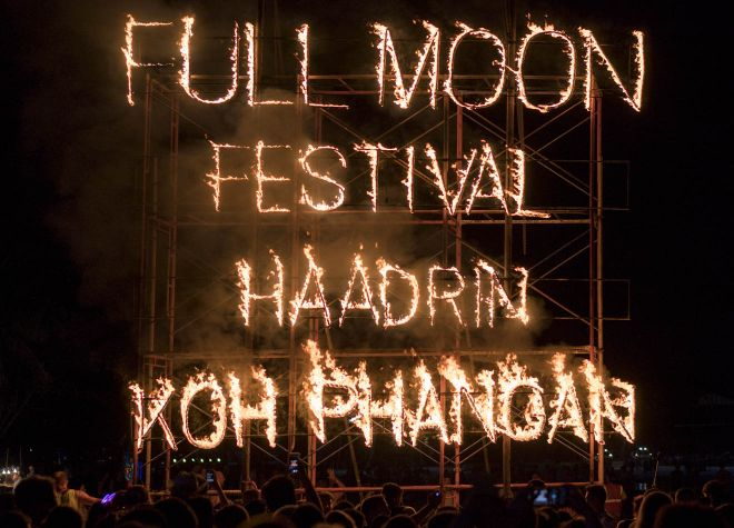 9 Things To Do On Koh Phangan full moon party