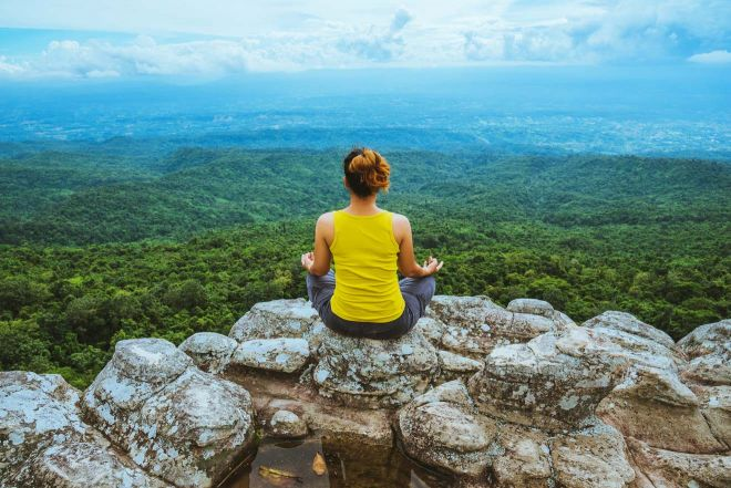 9 Things To Do On Koh Phangan yoga class