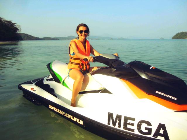 Jet ski! tour Langkawi
