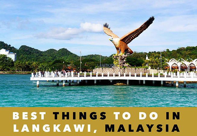 langkawi sea eagle