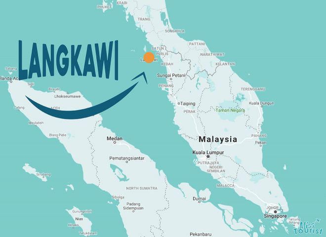where is langkawi