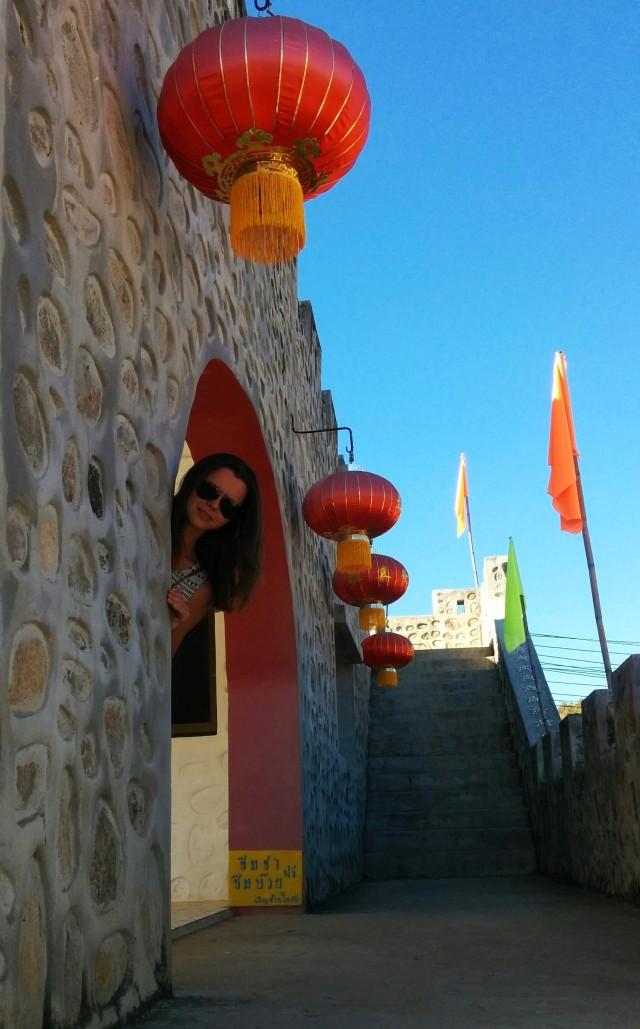 chinese village pai thailand2