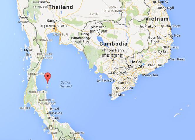 region th ko pha ngan.
