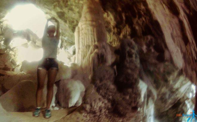koh phangan cave thailand