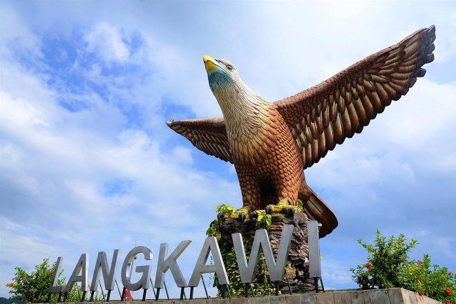 langkawi statue symbol