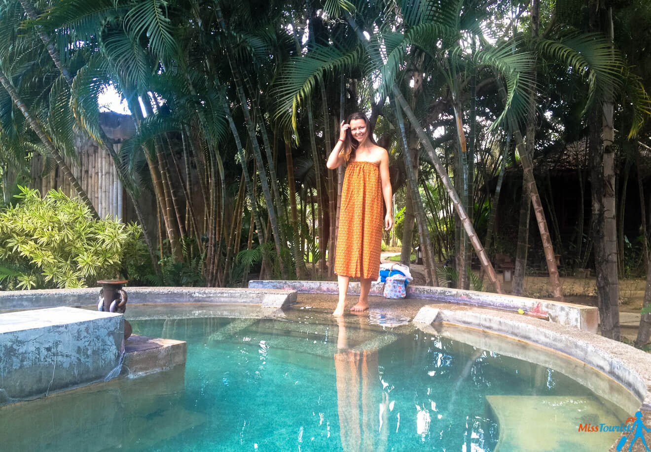 pai thailand hot springs