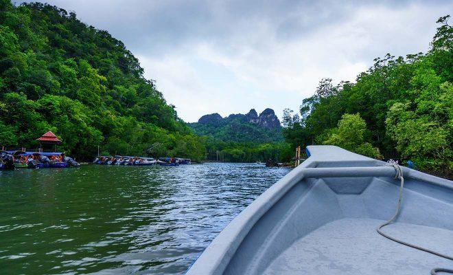 langkawi boat