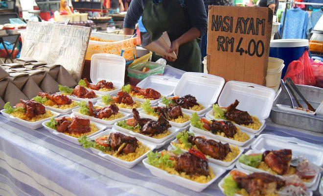 street food langkawi