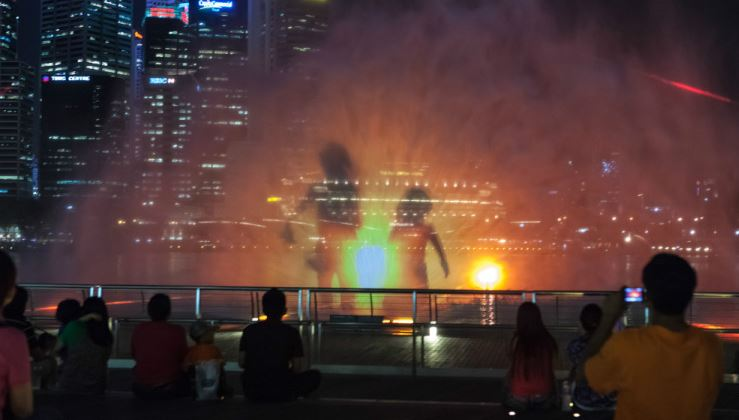 water show singapore