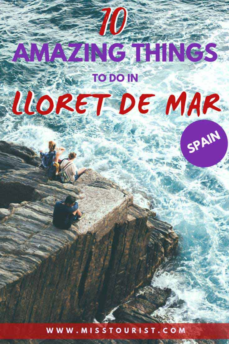 lloret del mar what to do