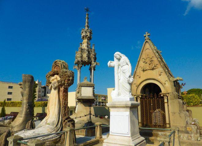 10 Unmissable Things To Do In Lloret De Mar, Spain modernist cemetery lloret de mar attractions