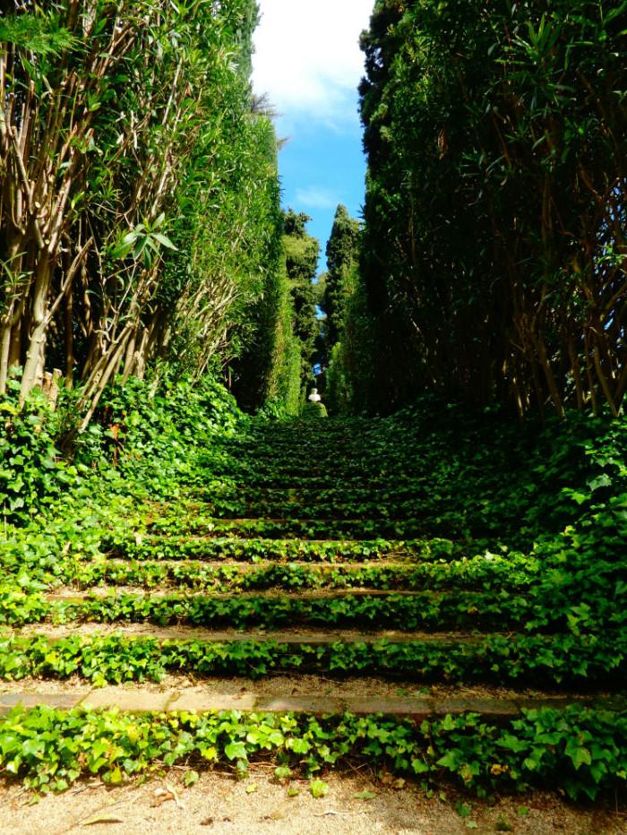 Santa Clotilde Garden lloret de mar spain