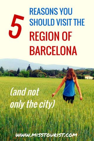 region of barcelona